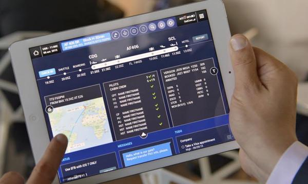 Bourget 2015 : l'aéronautique civile de Thales dominée par la connectivité