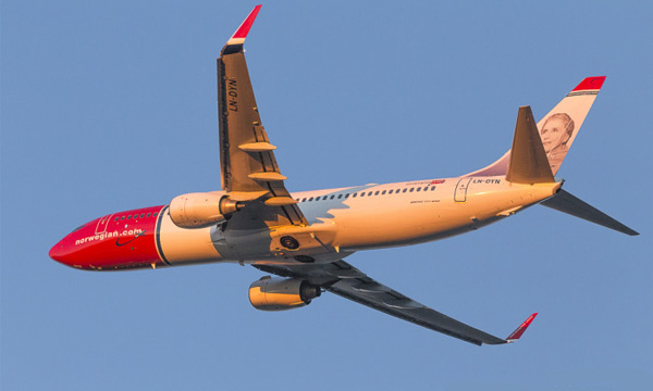Norwegian Air Shuttle files for bankruptcy protection