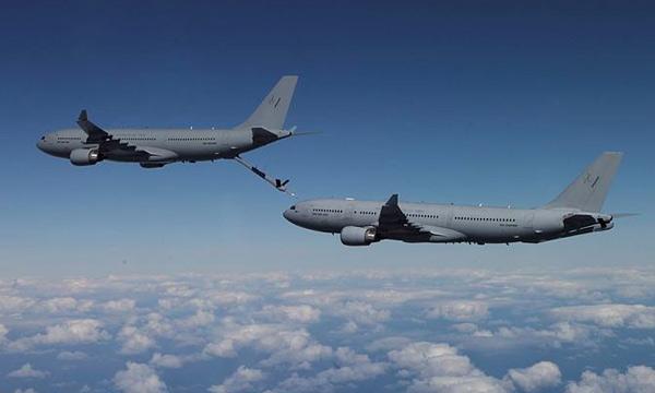 L'Australie commande deux A330 MRTT supplémentaires