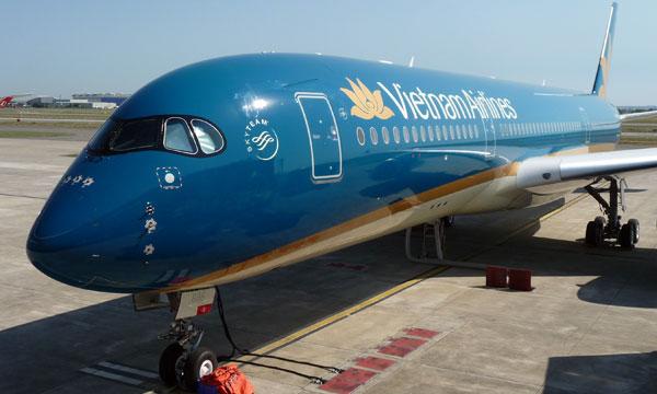 photos vietnam airlines pr sente l int rieur de son a350