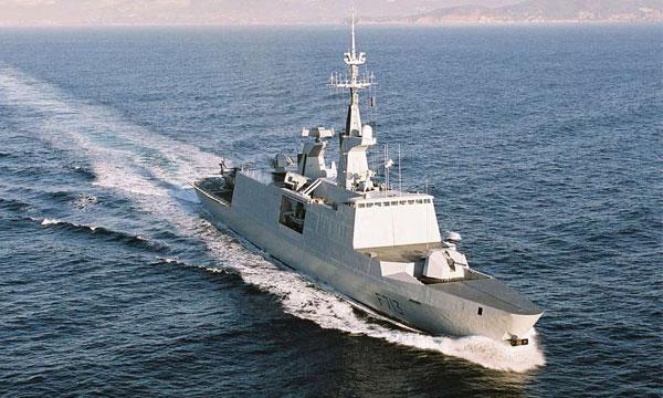 La France va déployer une frégate en Méditerranée