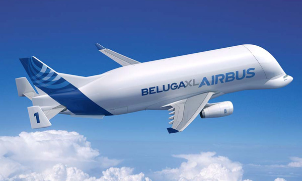 Le Beluga XL sera bientôt sous tension