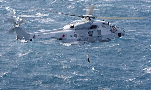Deux « plans d'urgence » pour les Caïman Marine