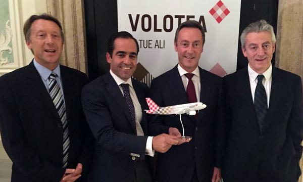Volotea se convertit à l'Airbus A319