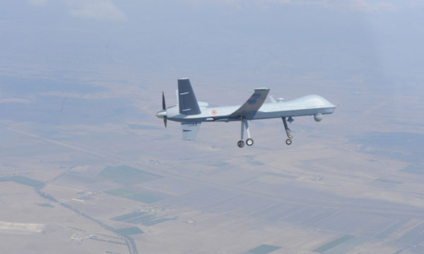 L'Italie va armer ses MQ-9 Reaper
