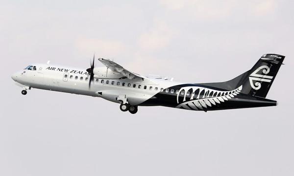 Air New Zealand commande 15 ATR 72-600 supplémentaires