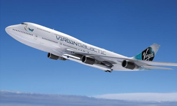 Virgin Galactic offre une nouvelle vie au Boeing 747