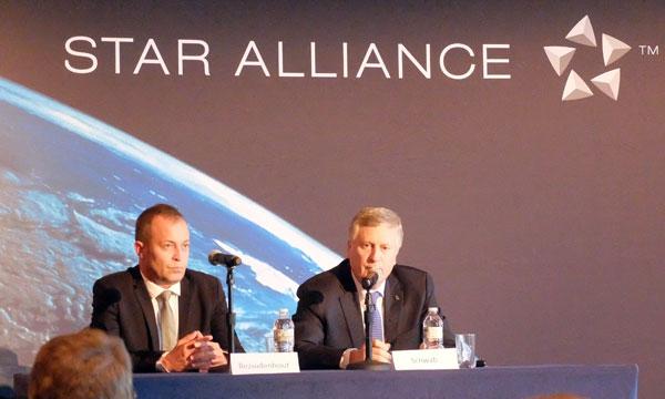Star Alliance lance son réseau de compagnies partenaires