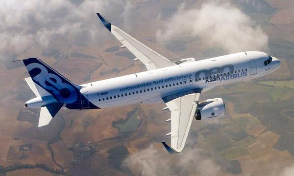 Airbus repousse la livraison du 1er A320neo d'IndiGo
