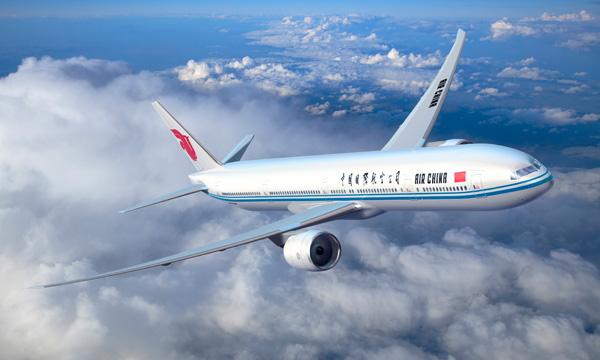 Air China finalise sa commande de 6 Boeing 777-300ER