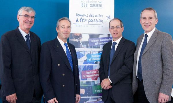 La Fondation ISAE-SUPAERO lance une campagne de levée de fonds de 40 millions d'euros