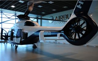 Focus H160 : le successeur du Dauphin d'Airbus Helicopters