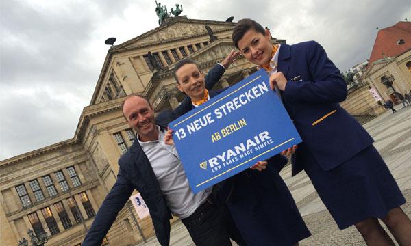 Ryanair passe à l'offensive en Allemagne