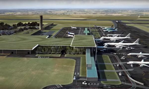 Le projet d'aéroport de Notre-Dame-des-Landes est abandonné
