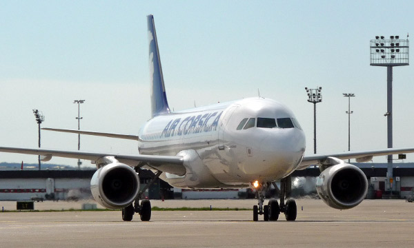 MRO : Air Corsica signe avec AFI KLM E&M pour le support équipements de ses Airbus A320