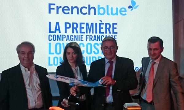 Air Caraïbes lance French blue à l'assaut du low-cost long-courrier