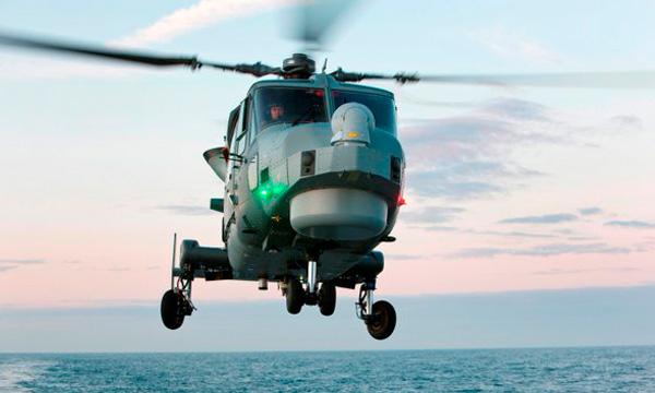 Finmeccanica signe un contrat de 100 millions d'euros avec la marine philippine pour des AW159