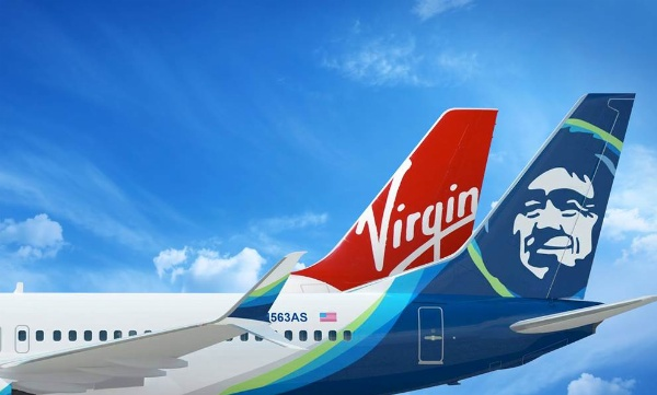 Alaska Airlines rachète Virgin America