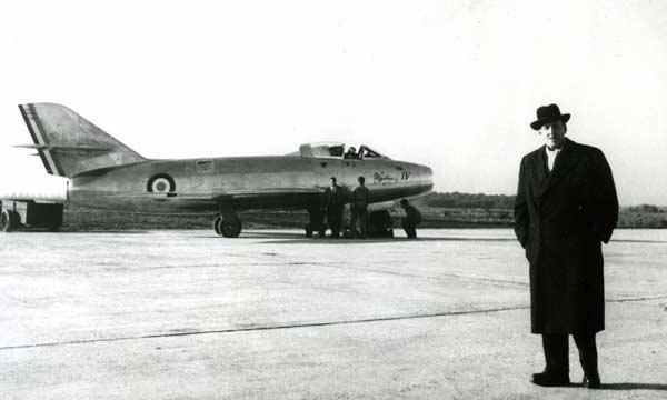 Dassault célèbre ses 100 ans