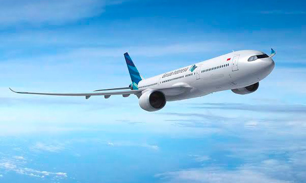 Garuda Indonesia commande 14 A330-900neo