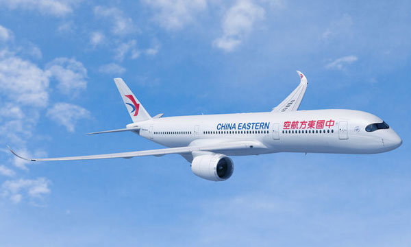 China Eastern commande des A350-900 et des 787-9