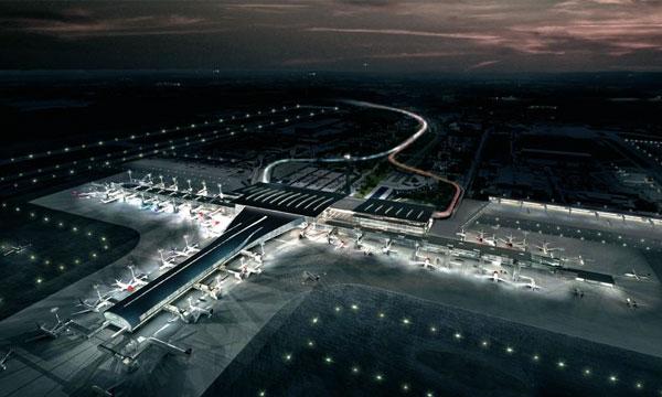 Le compte à rebours a commencé pour l'ouverture de l'expansion d'Oslo