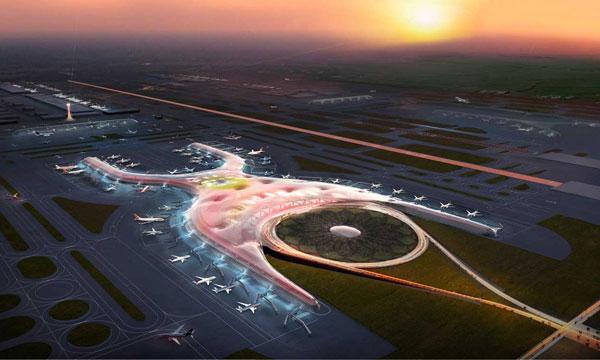 Mexico prépare le terrain de son nouvel aéroport