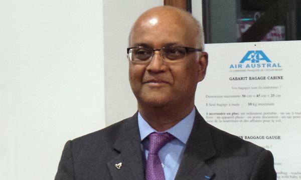 Marie-Joseph Malé, Air Austral : « notre stratégie, c'est la zone Océan indien »