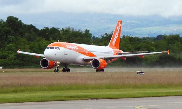 easyJet confie la maintenance lourde de ses A320 à SR Technics