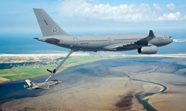 Deux A330 MRTT pour les Pays-Bas et le Luxembourg