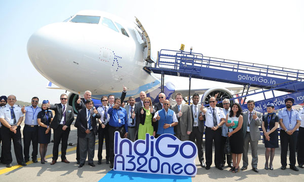 IndiGo pourrait réduire le rythme de livraison de ses A320neo
