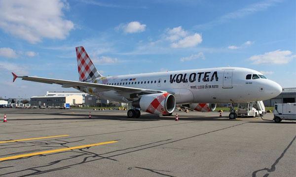 Volotea intègrera six Airbus A319 en 2017