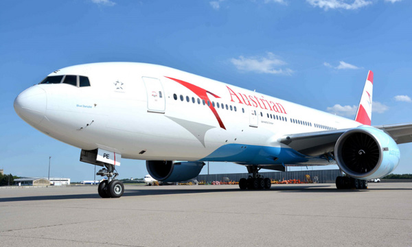 Austrian Airlines accélère