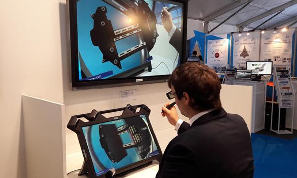 Support : Thales joue le jeu de la révolution numérique