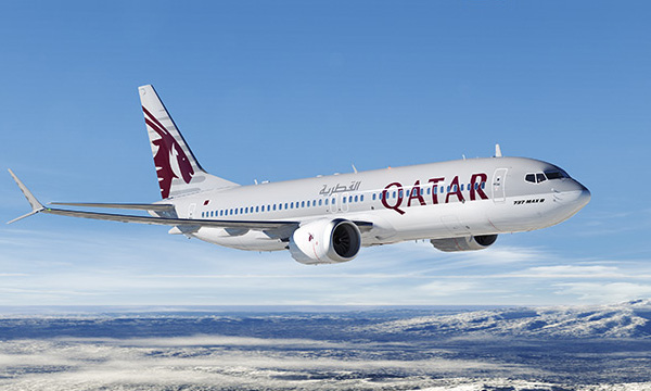 Qatar Airways s'engage sur 100 Boeing 787, 777 et 737 MAX
