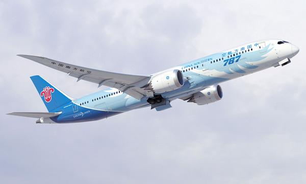 Le transport aérien chinois donne des signes de reprise