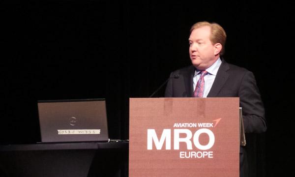 MRO Europe :  « Nous pouvons envisager un monde de la maintenance sans surprise  »   (Stan Deal - SVP Commercial Services chez Boeing)