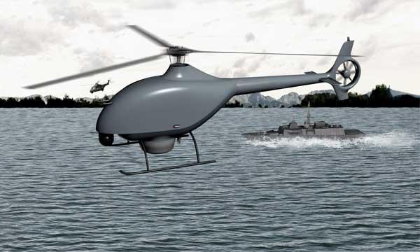 Airbus Helicopters et DCNS dévoilent le VSR 700
