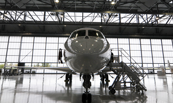 Dassault Falcon Service mise plus que jamais sur le service client