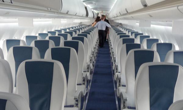 Sukhoi propose désormais son Superjet avec une cabine modulable