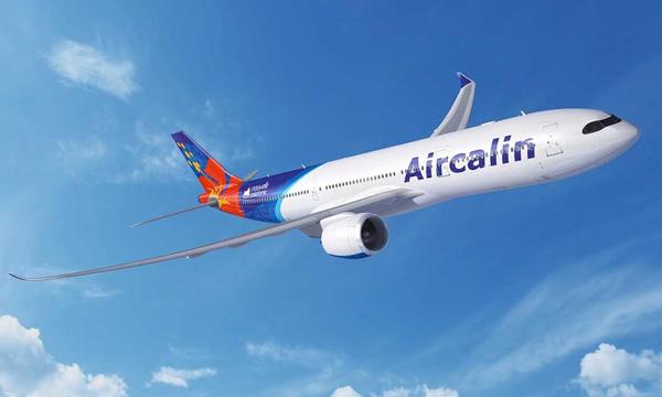Aircalin acquiert 2 A320neo et 2 A330neo d'Airbus