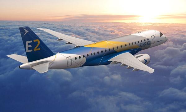 L'incertain rêve américain de l'E175-E2 d'Embraer