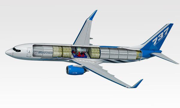 Boeing sélectionne STAECO comme deuxième acteur des conversions des 737-800BCF