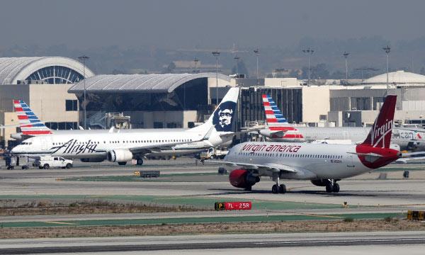 Le rachat de Virgin America par Alaska Airlines approuvé