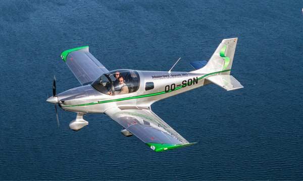 Les commandes de Sonaca 200 dépassent les 20 appareils