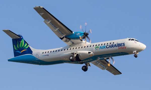 L'ATR 72-600 entre dans la flotte régionale d'Air Caraïbes
