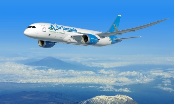 Air Tanzania va recevoir un Boeing 787-8