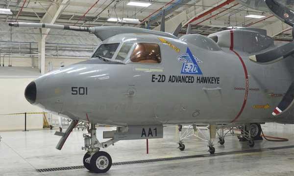 L'E-2D Hawkeye bientôt ravitaillable en vol