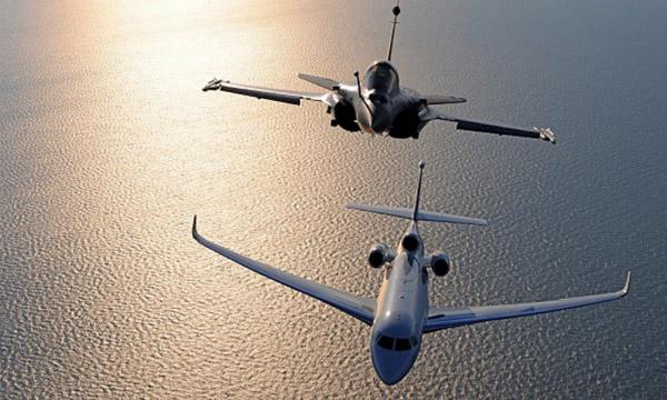 Une année complexe pour l'activité avions d'affaires de Dassault Aviation