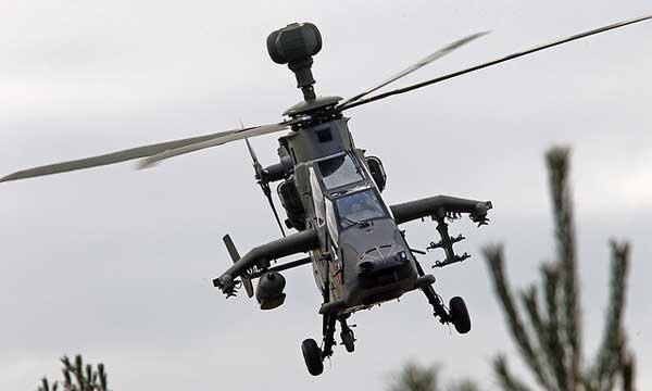 Début de mission pour les Tigre et NH90 allemands au Mali